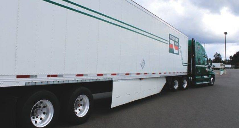 Trailer Skirts Proven Fuel Saver Truck News
