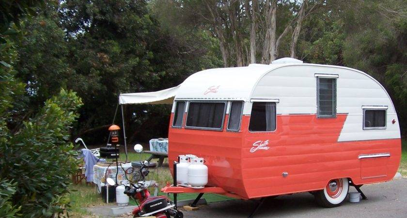 Trailers Pinterest Vintage Campers