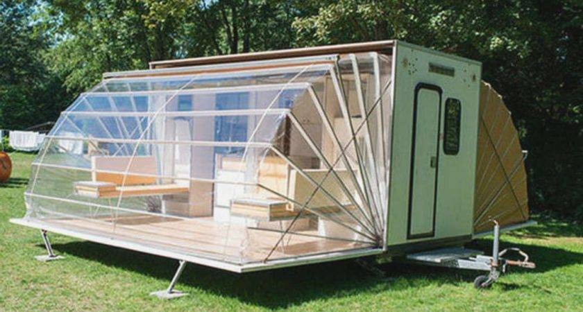 Travel Comfortably Relax Mobile Home