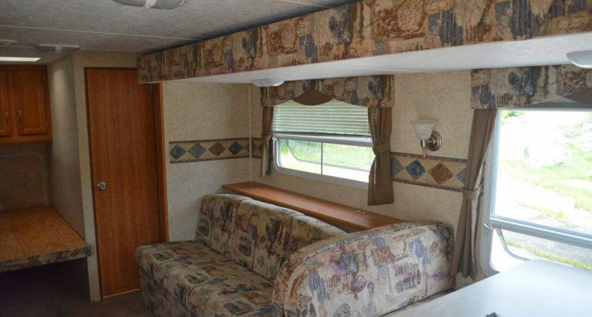 Travel Trailer Remodel Before After Imgkid