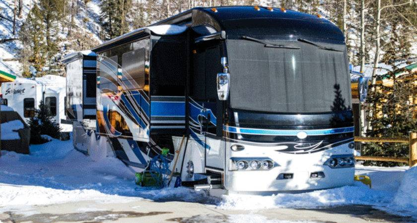 Travel Trailer Winter Tips Lifehacked