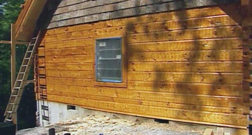 Treat Stain Wood Siding Tos Diy