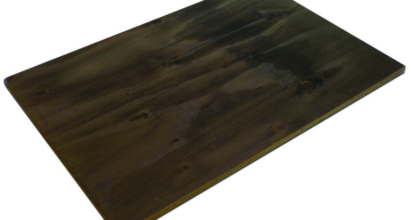Treated Plywood Pad Sedco Pier