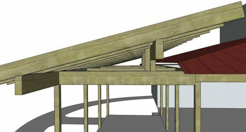 Tree Sheds Adding Shed Roof Existing Choose