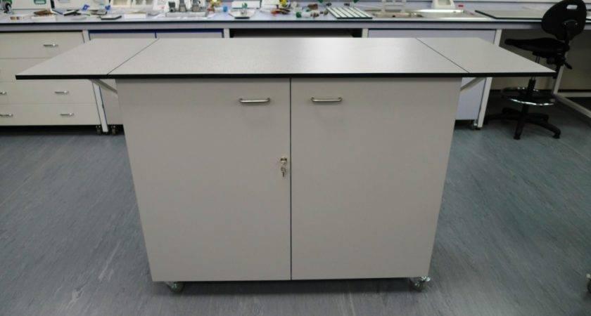 Trespa Laboratory Furniture Mobile Units Cabinets