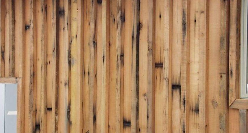 Trestle Redwood Siding Board Batten