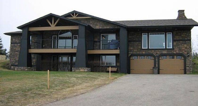 Tri Level Home Designs Split Homes Before After