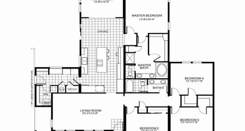 Triple Wide Manufactured Homes Floor Plans Inspirational