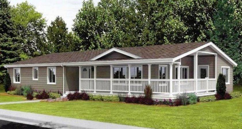 Triple Wide Manufactured Homes Skyline Fleetwood Models