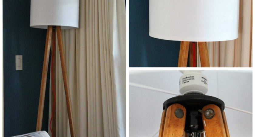 Tripod Floor Lamp Hello Beautiful
