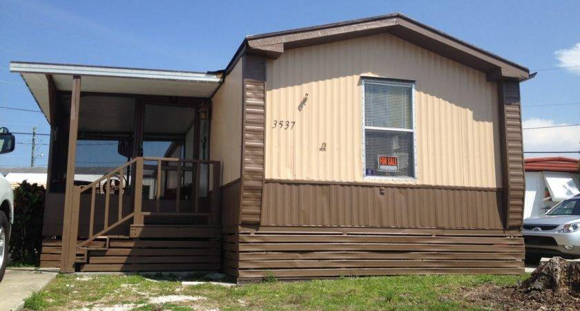 Tropical Trail Villa Sold Bedroom Bath Mobile Home