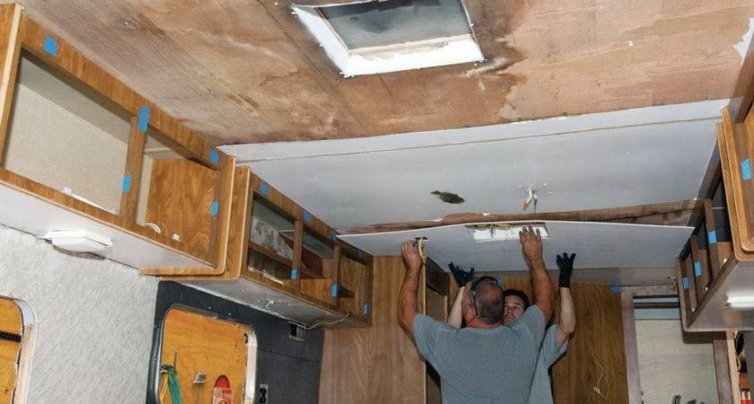 Truck Camper Ceiling Panels Pranksenders