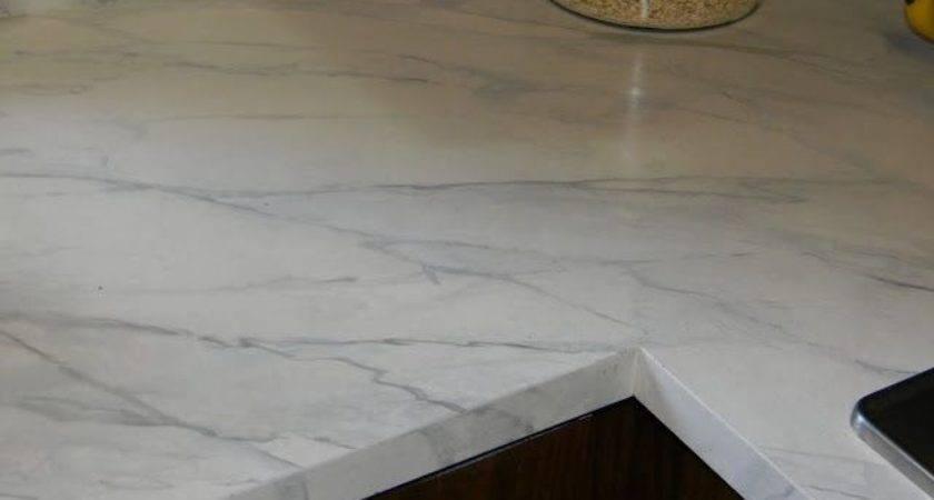 Tutorial Paint Formica Countertop Look Like