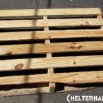 Tutorial Pallet Wood Display Shelf Cheltenhamroad