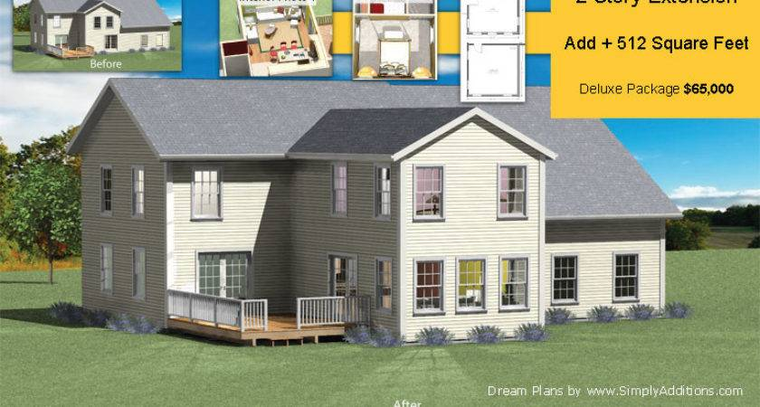 Two Story Addition