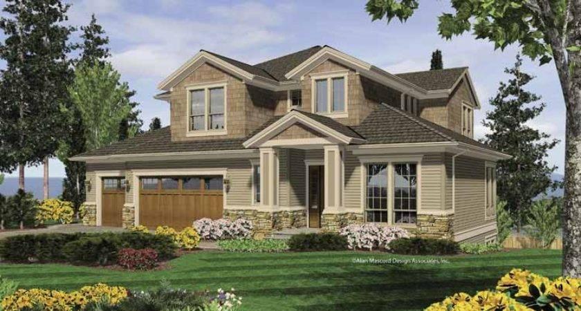 Two Story House Plans Walkout Basement Ranch