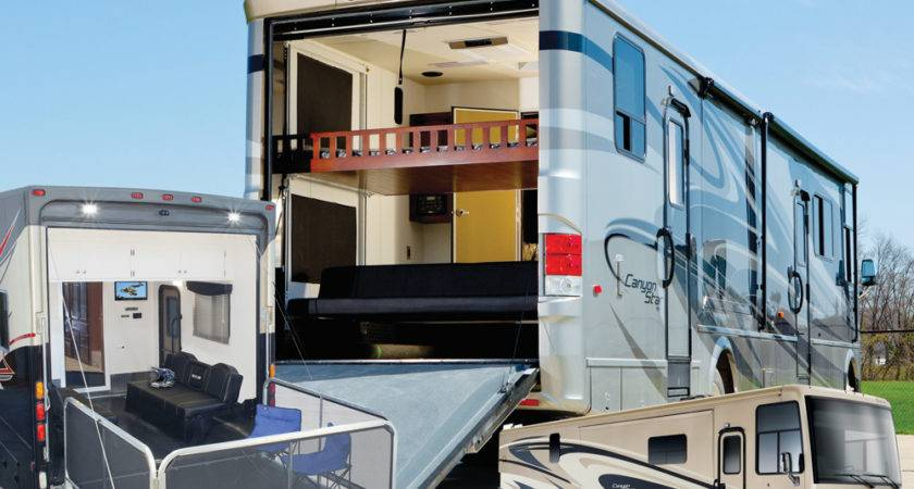 Two Story Luxury Motorhomes Pixshark