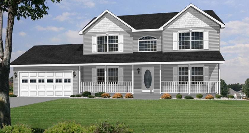 Two Story Modular Home Village Homes