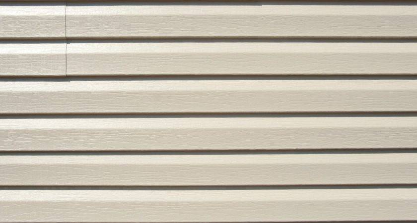 Types House Siding Home Wood Different