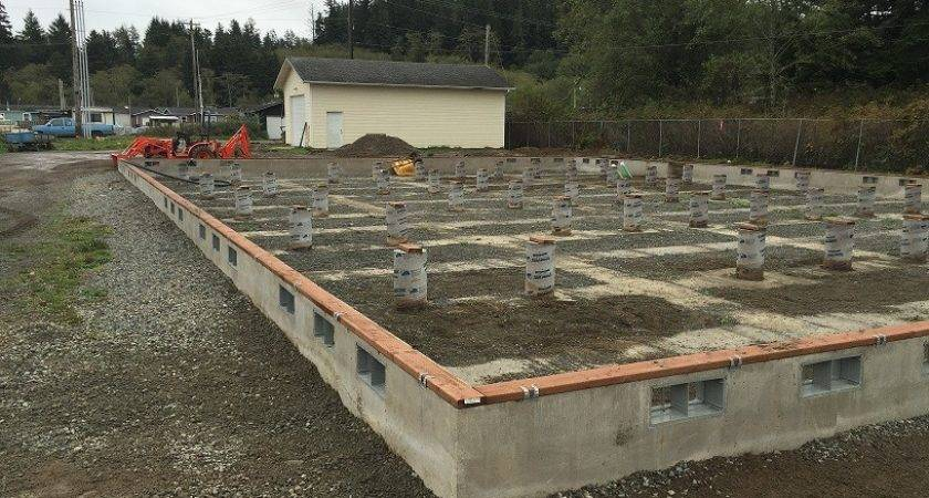 Types Modular Home Foundations Pin