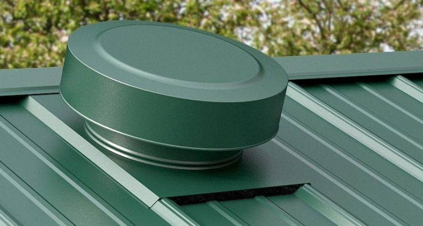 Types Roof Vents There Active Ventilation