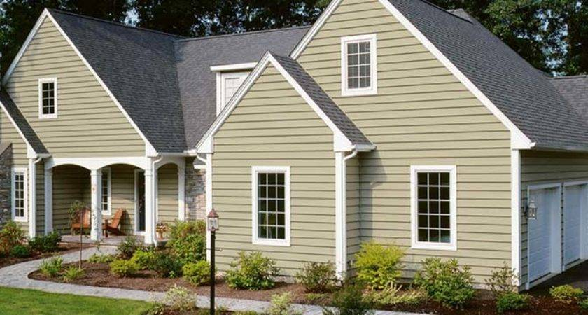 Types Siding Homes