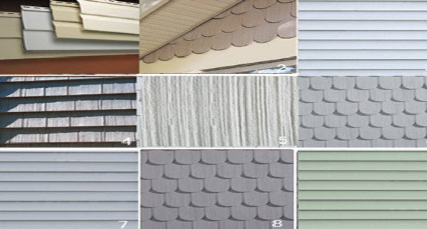 Types Siding Houses Vinyl Resource