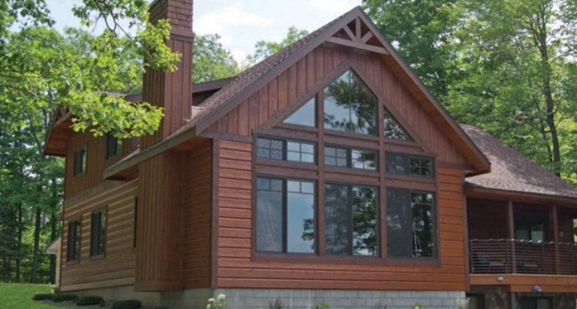 Types Wood Siding Homes Pin