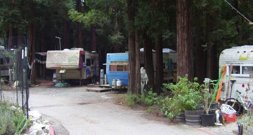 Ucsc Trailer Camper Park Santa Cruz