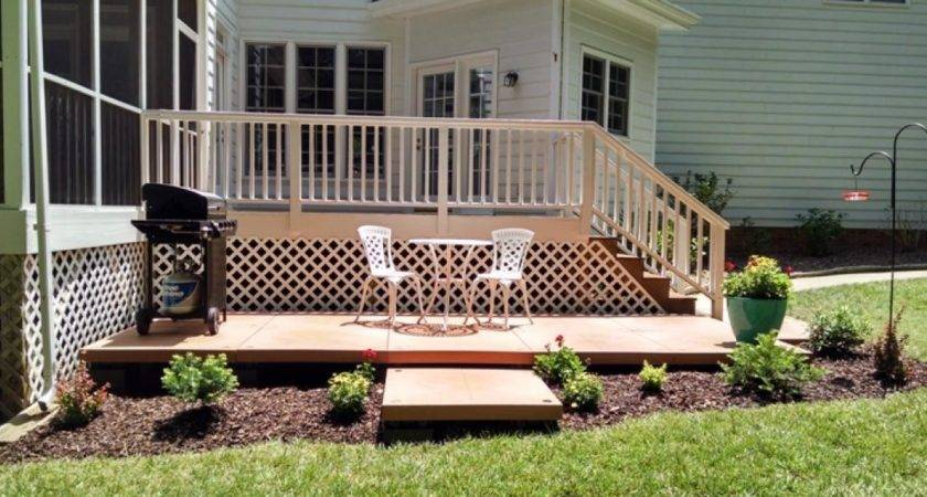 Udecx Modular Portable Outdoor Patio Decking System