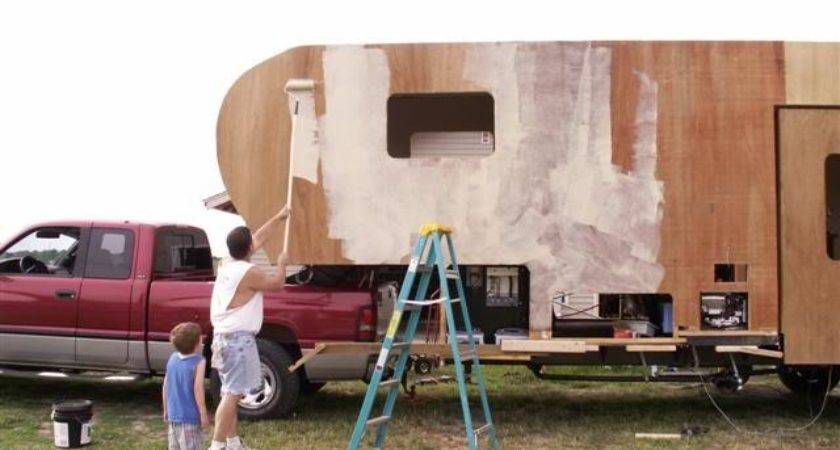 Ultimate Diy Project Custom Fifth Wheel