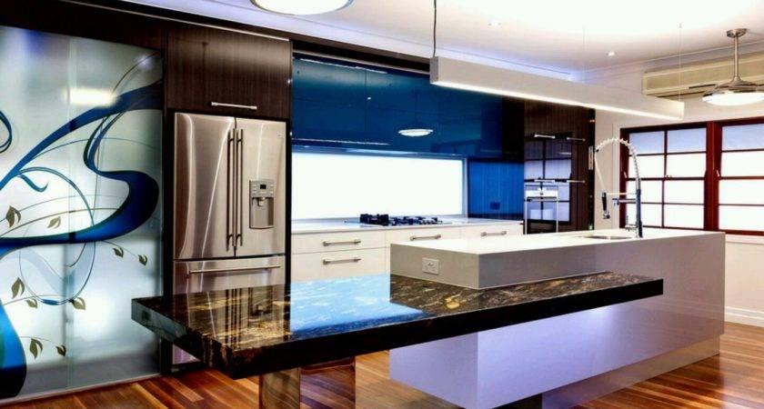 Ultra Modern Kitchen Designs Ideas