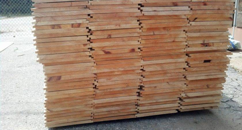 Uncle Hilde Lumber Outlet Shiplap Pine