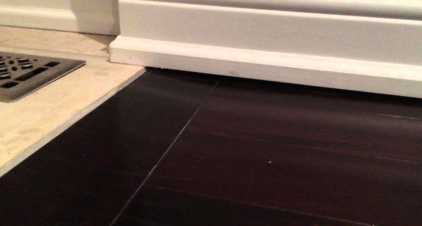 Uneven Flooring Torontorealtyblog Youtube