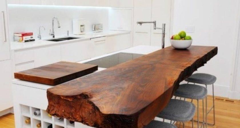 Unique Countertop Ideas Kitchen Design Decor