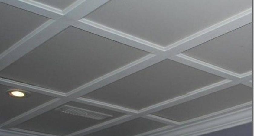 Unique Ideas Ceiling Makeover Sunlit Spaces