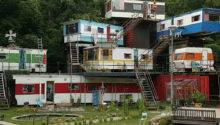Unique Mobile Homes Highrises Past Present