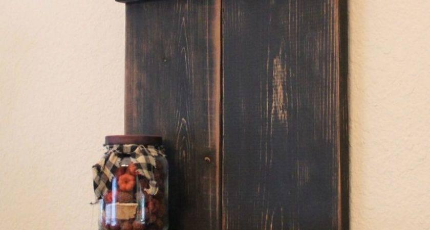 Unique Primitive Wood Crafts Ideas Pinterest