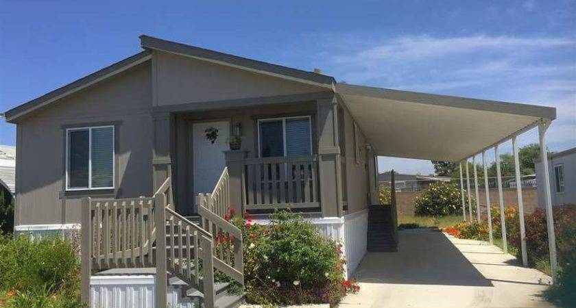 United States Oceanside Manufactured Home