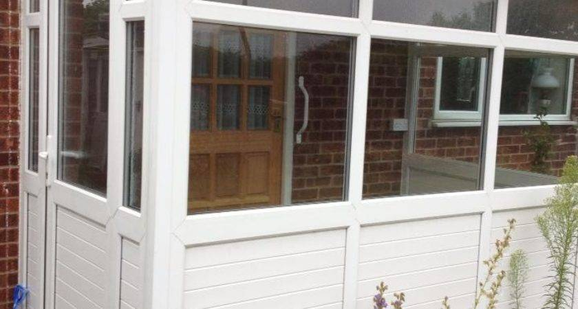 Upvc Lean Porch Ebay
