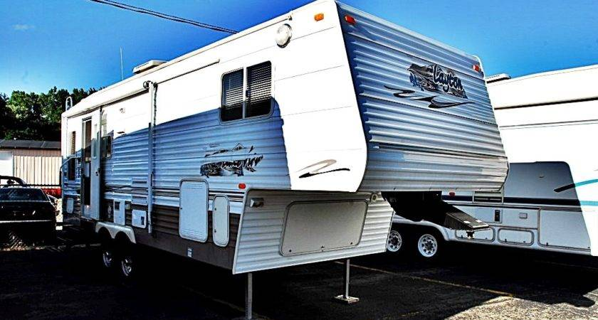 Used Fifth Wheel Trailers Sale Modern Center