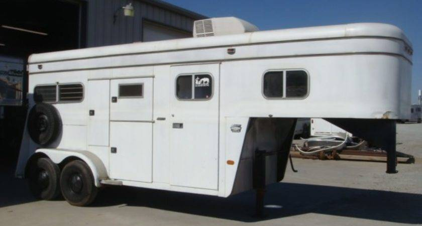 Used Imperial Horse Trailer Mesa
