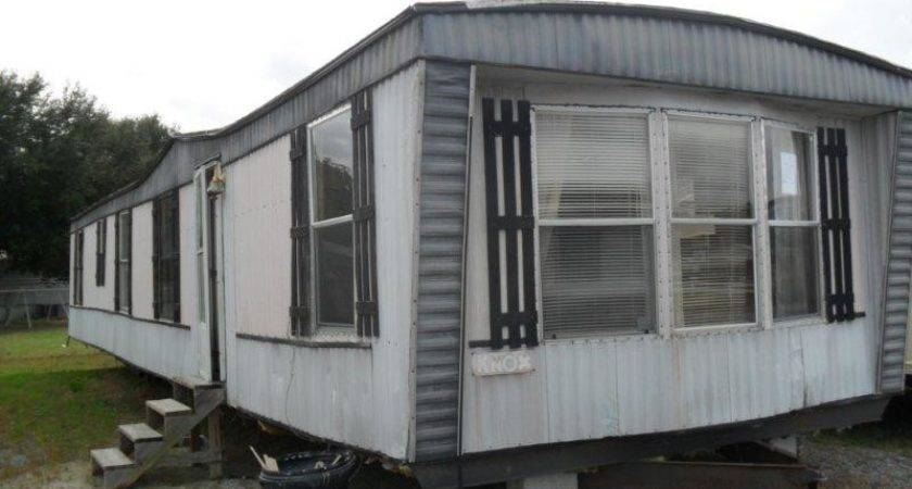 Used Manufactured Home Factory Homes