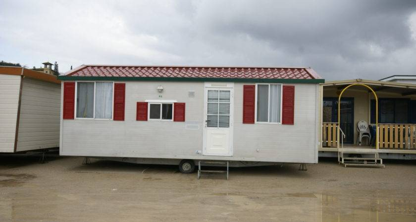 Used Mobile Home Model Shelbox Isola
