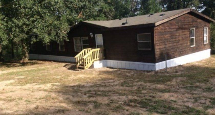 Used Redman Oakwood Mobile Home Sale Tyler