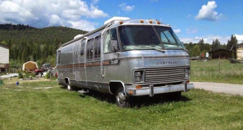 Used Rvs Airstream Motorhome Sale Owner