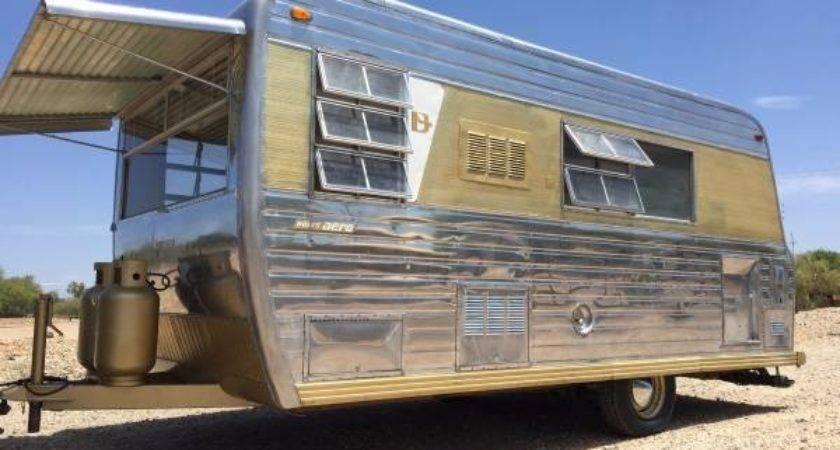 Used Rvs Boles Aero Vintage Camper Trailer Sale