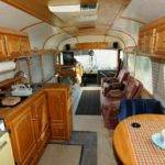 Used Rvs Bus Conversion Motorhome Sale
