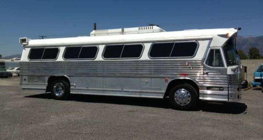 Used Rvs Potential Flxible Coach Bus Conversion
