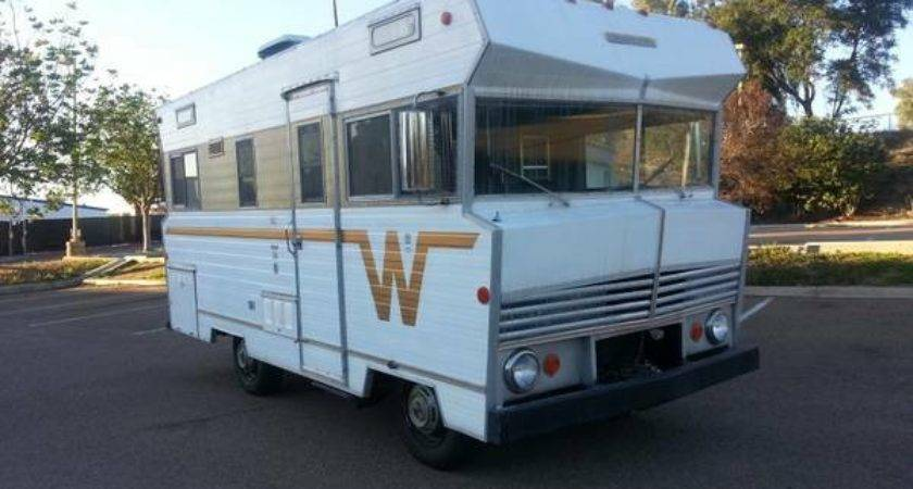 Used Rvs Vintage Winnebago Sale Owner